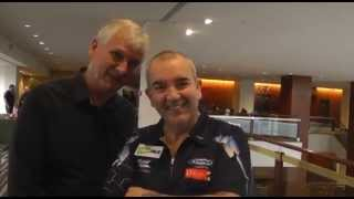 Sydney Darts Masters | Evergreen Phil Taylor has no plans to retire any time soon