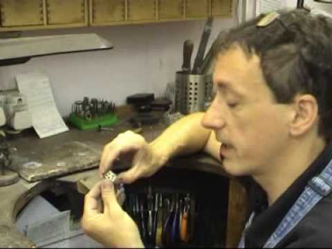 How to Silver Solder by Andrew Berry  Final Part Jewellery Repair Bench Tips Techniques
