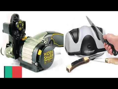Best Electric Knife Sharpeners Review And Buying Guideline