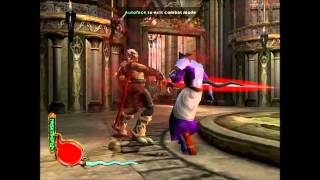 Legacy of Kain: Defiance gameplay