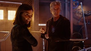 A Phone Call - Face The Raven Preview - Doctor Who Series 9 - BBC