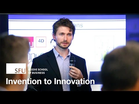 Invention to Innovation Certificate: Ben Britton, Ionomr Innovations
