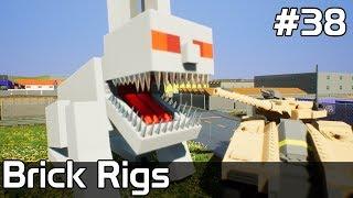 Brick Rigs PL [#38] KRÓLIK Zjada MIASTO /z Plaga