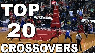 Top 20 BEST Crossovers and Handles of the Week: 01.08.17 - 01.14.17