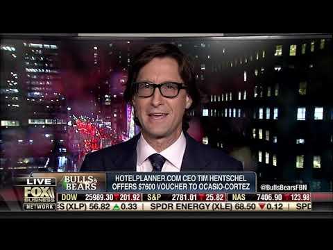 Tim Hentschel on Fox Business' Bull Bear