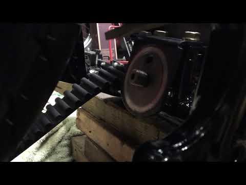 1984 Harley Davidson Shovel Oil line hook up with oil filter, explanation.