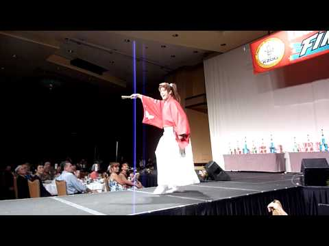 Hanazono Naomichi Dancing To Jinsei Ichiro By Misora Hibari