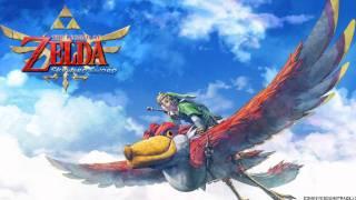 The Legend of Zelda : Skyward Sword - Main Theme Soundtrack - Wii