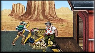 Railroad Rampage - Game Walkthrough (full)