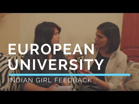 Indian Girl Studying in European University, Georgia | 2017