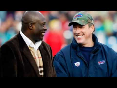 Bills to retire Bruce Smith