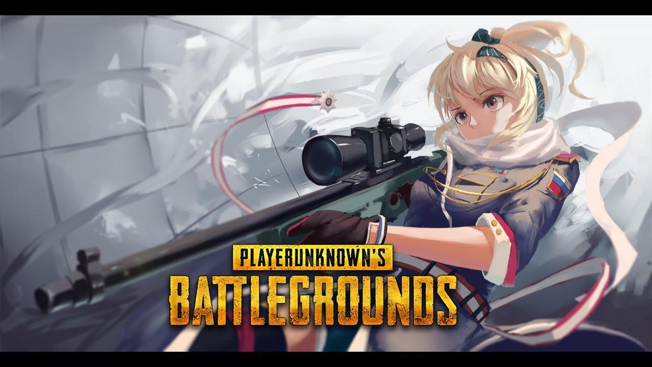 Playerunknown S Battlegrounds Anime: PlayerUnknown's Battlegrounds // Sks Bey Diyeceksiniz