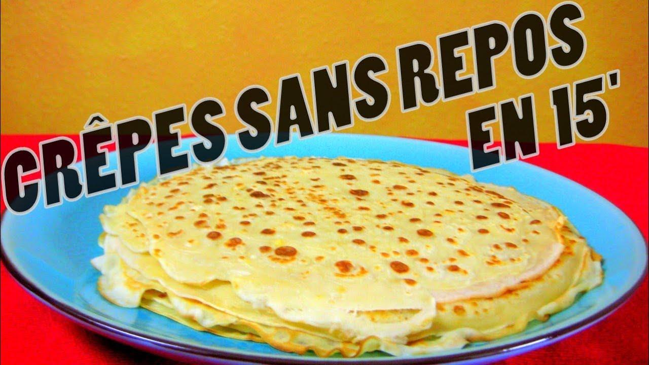 ep12 recette cr 234 pe sans repos en 15 minutes