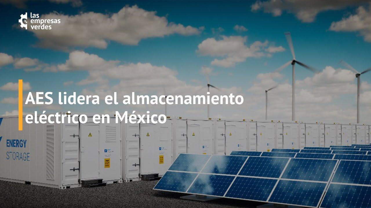 Emmanuel Moctezuma, gerente de Desarrollo de negocios de almacenamiento de México Centroamérica y el Caribe de AES nos habló sobre los dispositivos de almacenamiento de energía eléctrica cubrir una demanda de electricidad en el futuro, en todo el mundo.