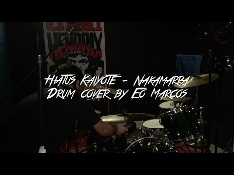 Hiatus Kaiyote - Nakamarra (Drum Cover by Eo Marcos)