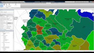 3D карта России - Revit DynamoBim