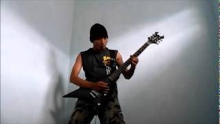 Hari Metal Berbangkit - Rhoma Guitar Cover