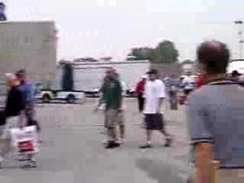 Indy 500 2007 Infield