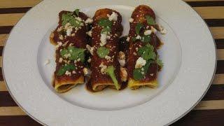 Enchiladas Recipe Beef Or Pork Cook Along Version