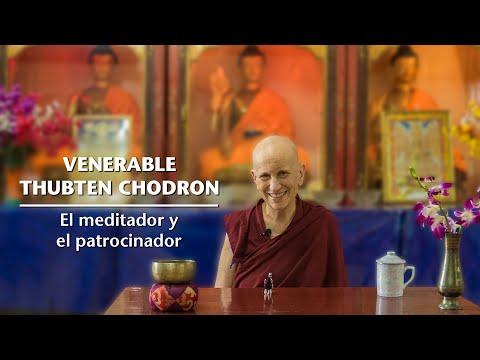 El meditador y el patrocinador