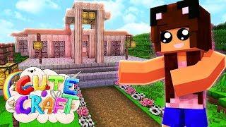 THE CUTEST MUSEUM | Minecraft CuteCraft | Episode 17