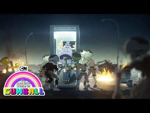 Gumball | Zombies | Cartoon Network