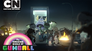 Gumball | Zombies | Cartoon Network