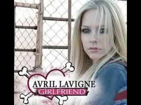 Girlfriend Japanese Version  Avril Lavigne
