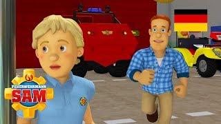 Feuerwehrmann Sam Deutsch Neue Folgen | Das Baby im Schafspelz - Feuerwehrfrau Penny | Kinderfilme