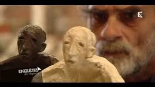 Marc Petit Sculpteur - Enquêtes de régions - France 3 - 26 Mai 2016