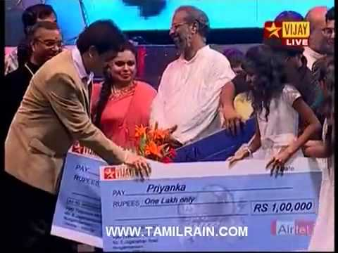 Super Singer Junior 2 Grand Finale Golden Moments For Alka Ajith Winning the Title