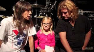 Kids Interview Bands - Tesla