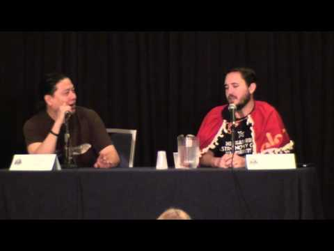 Wil Wheaton Talks About Aaron Douglas Dragon*Con 2011 Highlights