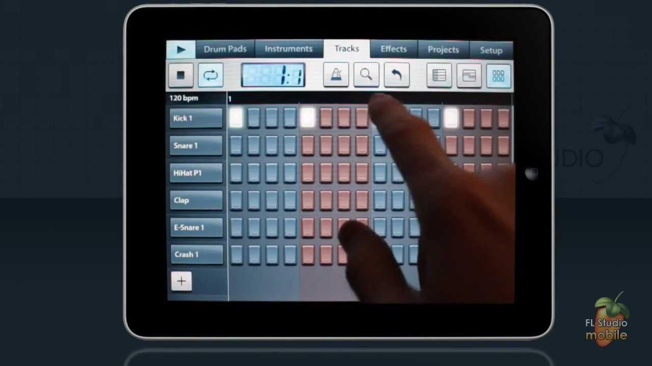 FL Studio Mobile For iOS (Sneak Peak) – Better Than