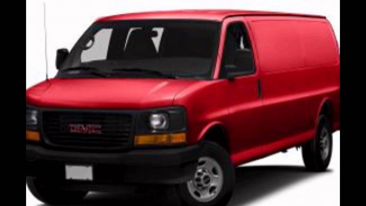 2016 GMC Savana Passenger Van Cardinal Red