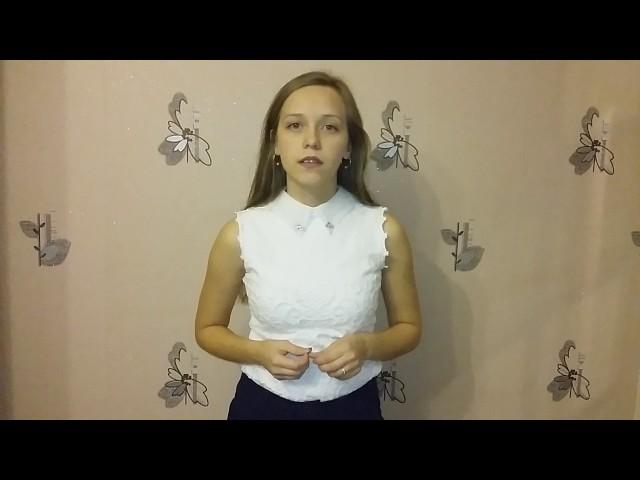 Изображение предпросмотра прочтения – ТатьянаСкорикова читает произведение «Свинья под дубом» И.А.Крылова