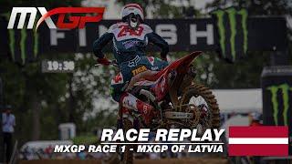MXGP of Latvia 2019  Replay MXGP Race 1 #Motocross