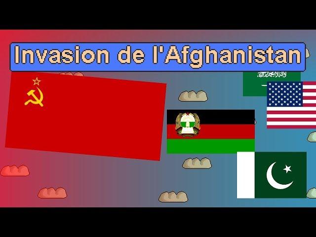 Linvasion soviétique de lAfghanistan