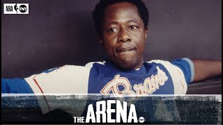 Ernie Johnson Delivers a Powerful Tribute to Hank Aaron | The Arena