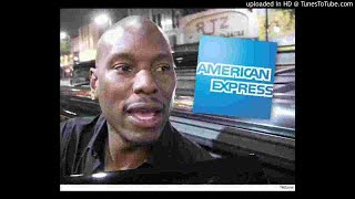 American Express Sues Tyrese for Unpaid Debt of $61K