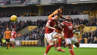 HIGHLIGHTS | Wolves 0-2 Nottingham Forest