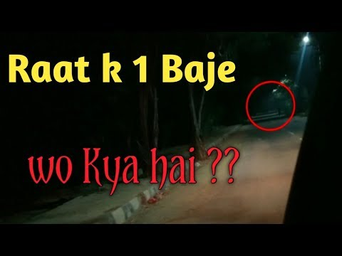 Delhi Cantt Horror Vlog | Wo Kya Tha ??? ||  Night Vlog | Naveen Sharma Vlogs