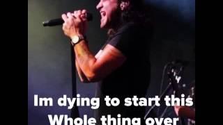 Dying to live- lyrics