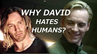Ridley Scott Tells the REAL REASON Why David Hates Humans and Engineers