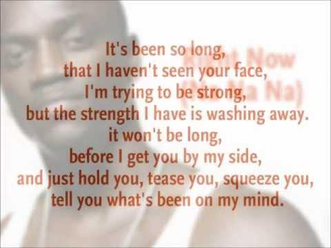 Right Now (Na Na Na) - Akon HQ Audio - Lyrics