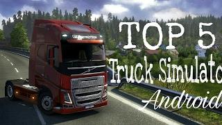 Топ 5 лучших: Truck Simulator на андроид