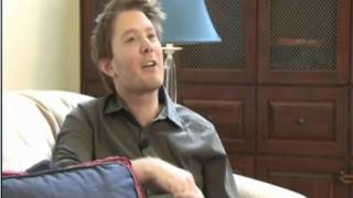 Clay Aiken - WRAL Interview - Part 1