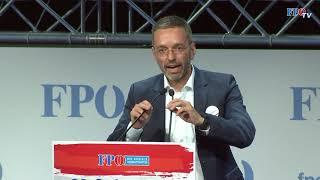 FPÖ-Bundesparteitag 2019: Die Rede von Herbert Kickl