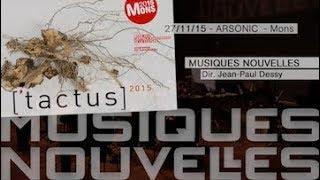 MUSIQUES NOUVELLES - La douleur exquise - Emma-Ruth Richards TACTUS 2015 - Arsonic