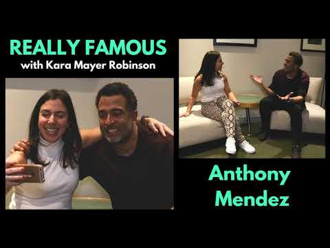 Anthony Mendez Podcast